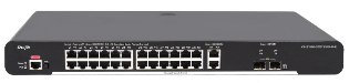 L2 Smart Managed Switch XS-S1920-24T2GT2SFP-LP-E
