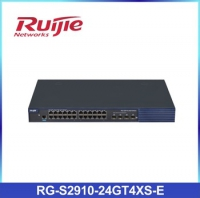 SWITCH RUIJIE RG-S2910-24GT4XS-E